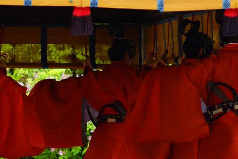 上賀茂神社のひととせ
