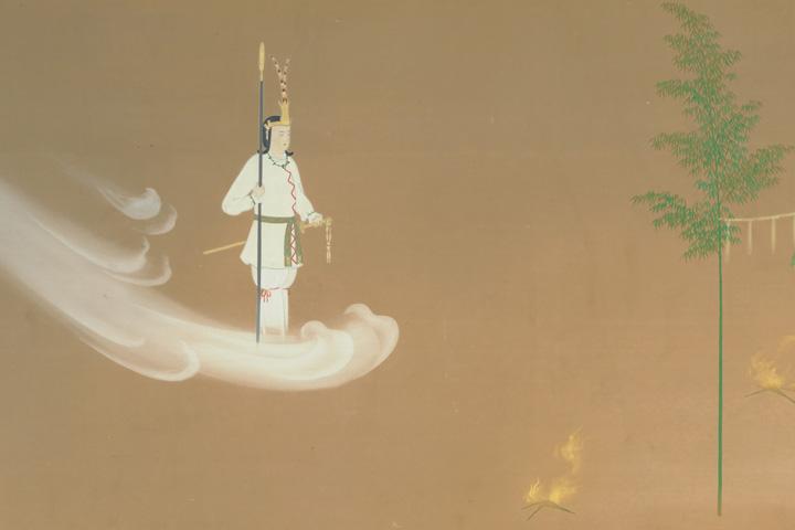 上賀茂神社 御神話