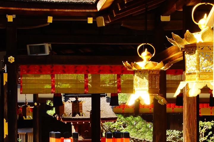 上賀茂神社 国宝本殿 特別参拝