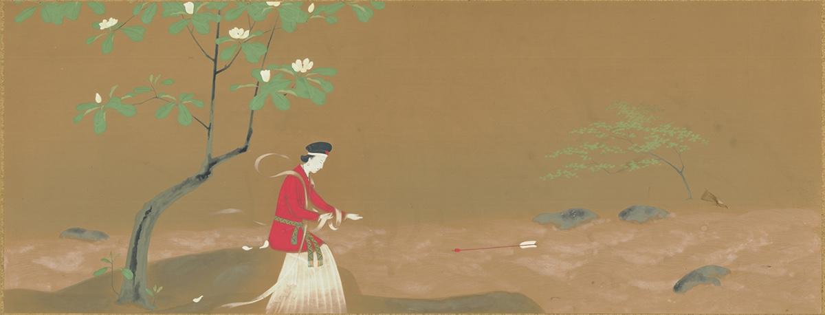 上賀茂神社 御神話2