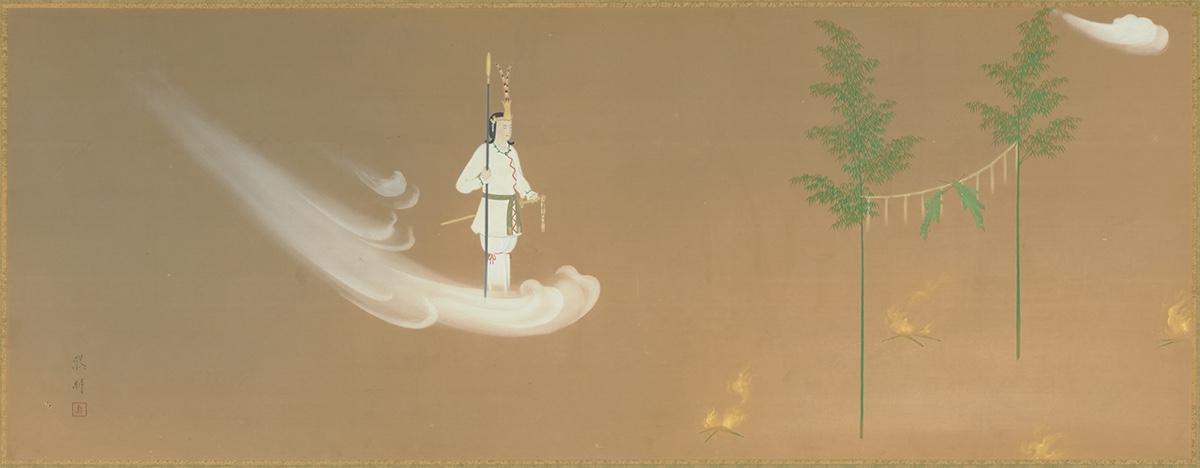 上賀茂神社 御神話5