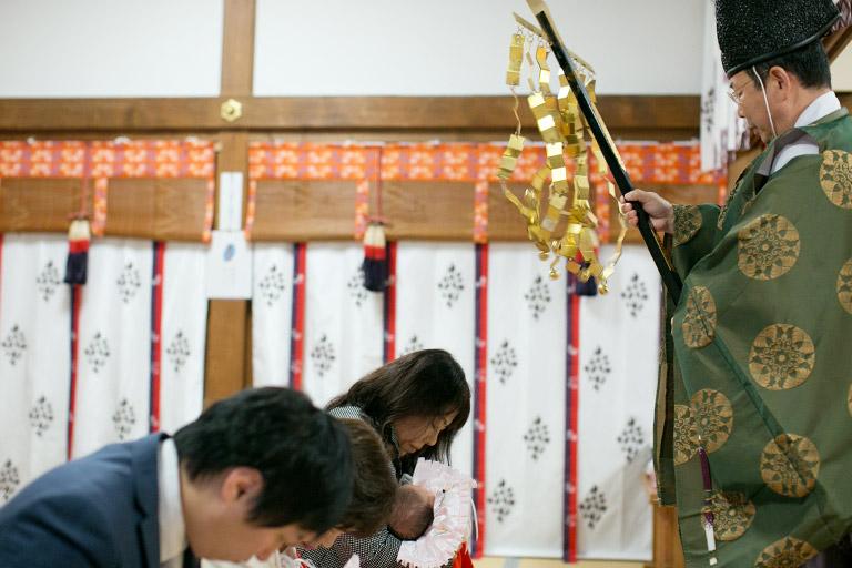 上賀茂神社 初宮詣